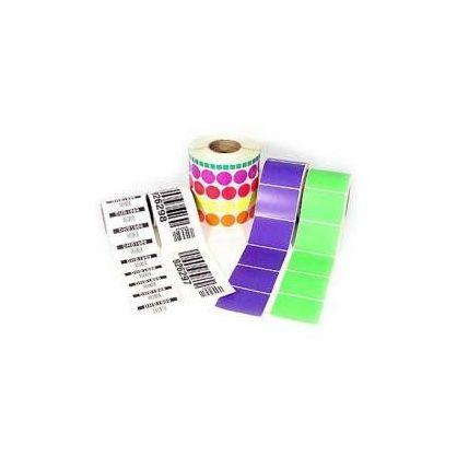 Этикетка для термотрансферной печати полуглянцевая