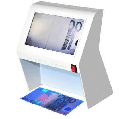 Детектор банкнот Спектр Видео-7 купить в интернет-магазине СТЦ-Исток Харьков