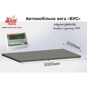 Автомобильные весы Бус 6BDU6000-2040 П купить в интернет-магазине СТЦ-Исток Харьков