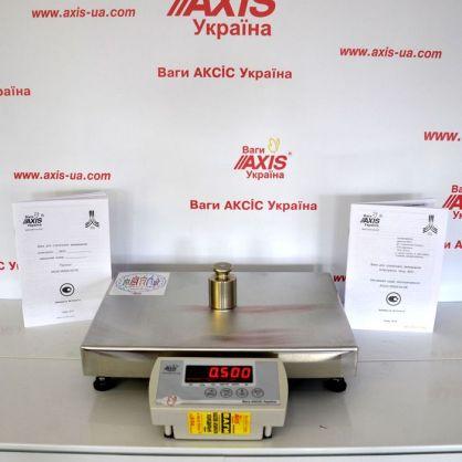 Весы товарные Axic BDU150-0404А купить в интернет-магазине СТЦ-Исток Харьков