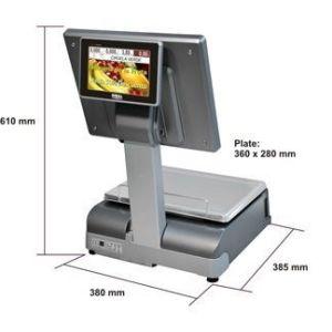 Весы с печатью этикеток Dibal CS-1100 W купить в интернет-магазине СТЦ-Исток Харьков