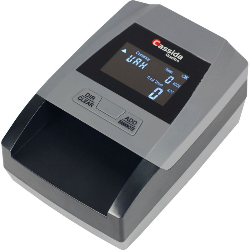 detektor valyut Cassida Quattro V