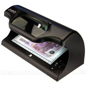Детектор банкнот PRO CL-16LPM LED