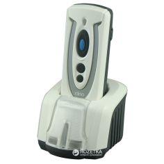 Сканер штрихкода Cino PF680 BT Kit White