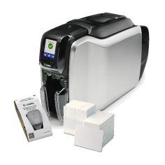 Принтер этикеток Zebra ZC300 Dual Sided KIT