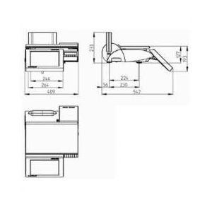 Mettler Toledo UC3-CT-A купить в интернет-магазине СТЦ-Исток Харьков