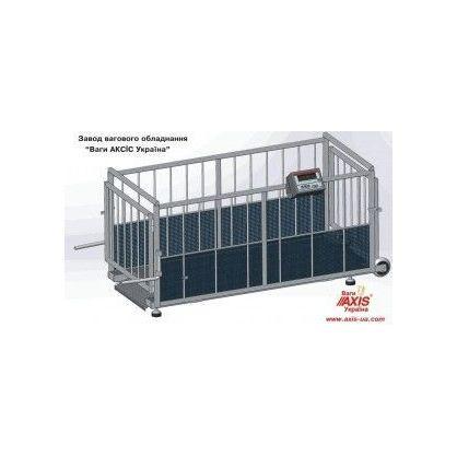 Axis 4BDU...Х (весы для индивидуального взвешивания свиней) СТАНДАРТ купить в интернет-магазине СТЦ-Исток Харьков