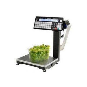 Весы с печатью этикетки