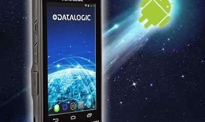 Андроид-терминал от компании Datalogic